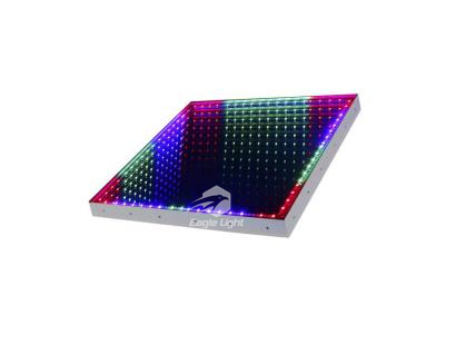LED 3D Mirror Abyss Dance Floor